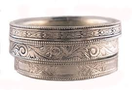 antique wedding bands antique style wedding bands