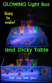 Blacklight Halloween Party Ideas by 237 Best Glow In The Dark Play Images On Pinterest Sensory