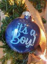 diy ornament gender reveal diy lovin diy