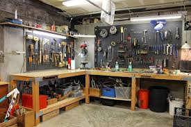 workbench with pegboard and light 5 top rated best garage workbench reviews