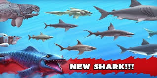 download game hungry shark evolution mod apk versi terbaru hungry shark evolution mod apk 5 8 0 unlimited money gems