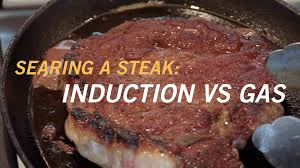 Induction Versus Gas Cooktop Induction Vs Gas What U0027s The Fastest Way To Sear A Steak