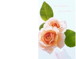 voeux de bonheur mariage carte de vœux pour un mariage fleurie de roses à imprimer