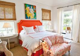 coral bedding design ideas