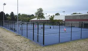 new outdoor courts ready for use at vancouver tennis center the