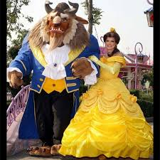 Halloween Costumes Belle Beauty Beast Buy Wholesale Beauty Beast Belle Costume China