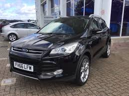 used ford kuga titanium x sport tdci 2016 for sale in guildford