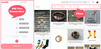 trendii com u2013 the handmade marketplace where sellers can tell