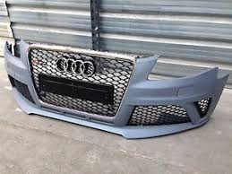 audi a4 b8 grill upgrade audi rs4 front bumper conversion b8 2008 2012 brand s line