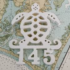 custom coastal u0026 nautical pvc address plaques with custom house