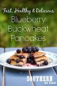 blueberry pancake recipe southern in law recipe blueberry buckwheat pancakes