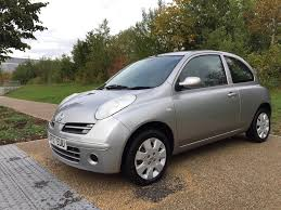 nissan grey 2007 nissan micra 1 2 petrol cheap tax manual a c grey clean 3dr