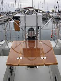 Edson Pedestal Guard Cockpit Tables Fix It Anarchy Sailing Anarchy Forums