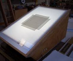Drafting Table With Light Box 38 Best Diy Drafting Tables Images On Pinterest Drafting Tables
