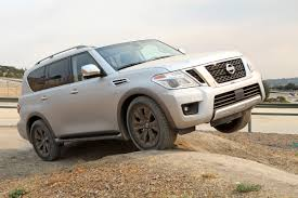 nissan armada 2017 interior 2017 nissan armada first drive review u2013 first american patrol