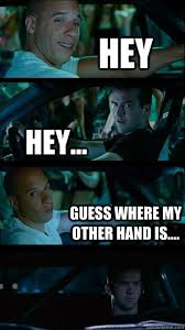 Fast And Furious 6 Meme - 23 fast and furious memes that will have you in tears