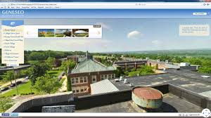 New Paltz Campus Map Suny Geneseo 360 Virtual Campus Tour Demo Youtube