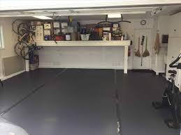 garage rubber flooring best 25 rubber garage flooring ideas on