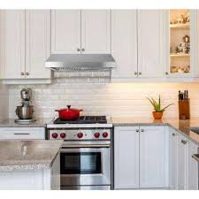how to install a range hood under cabinet incredible under cabinet range hoods the home depot inside kitchen