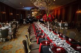 decor red wedding reception decor decor color ideas cool in red