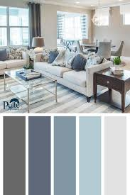 blue and gray living room summer colors and decor inspired by coastal living create a beachy