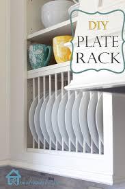 remodelando la casa diy above fridge tray divider