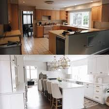 renovated kitchen ideas kitchen renovation kitchen before and after remodels modern
