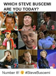 Which Meme Are You - which steve bus cemi are you today number 8 stevebuscemi