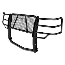 hand legend series black grille guard