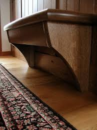 Horizon Laminate Flooring Detail 7 U2013 Entry Bench Out Of Quarter Sawn White Oak
