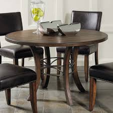hillsdale cameron dining table hillsdale cameron 5 piece round wood dining table set with parson