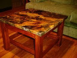 Granite Top Coffee Table Captivating Granite Top Coffee Table Coffee Table