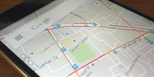 Maps Traffic Google Adds Real Time Traffic Info For A Dozen Indian Cities