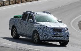 mercedes pickup 2017 2017 mercedes benz glt pickup truck spied in spain autoevolution