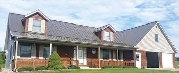 metal roofs continue to find a home in the residential market