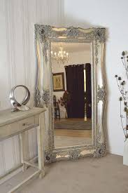 Silver Mirrored Bedroom Furniture Bedroom Furniture Large Gold Mirror Free Standing Mirror Wooden