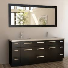 Custom Bathroom Vanities Ideas Bathroom Ideas Modern Double Bathroom Vanities Under Two Framed