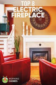8 best electric fireplace heater u0026 stove reviews u0026 comparison