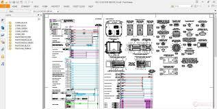 Cat Skid Steer Wiring Diagram Caterpillar Ecm Wiring Diagram Ewiring