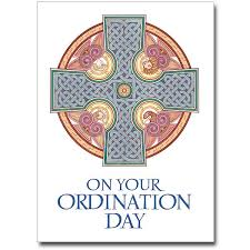 on your ordination day ordination congratulations card
