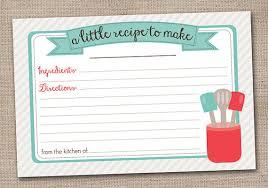 recipe card template free printable recipe cards 10 printable