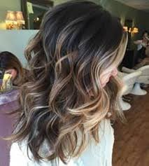 dark brown hair with blond highlights 58 of the most stunning highlights for brown hair