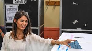 code rome femme de chambre italie virginia raggi première femme élue maire de rome