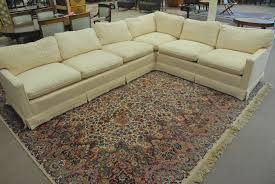 10 foot sectional sofa furniture contemporary area rug with corner sectional henredon sofa