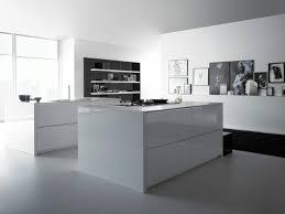 mouvement cuisine cuisines idee cuisine avec ilot design minimaliste perspective