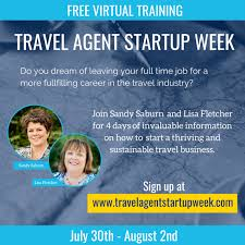 travel agent training images Gifted travel network announces free virtual training travel png