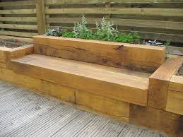 Wooden Bench Seat Designs by Best 25 Garden Seating Areas Ideas On Pinterest Garden Seating