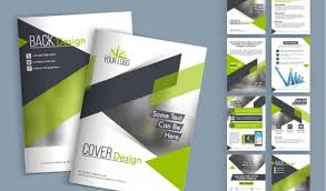 design brochures for free brochure background design free vector