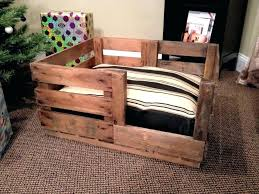 How To Make A Small by How To Make Wooden Dog Bed U2013 Restate Co