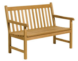 Solid Wood Patio Furniture by Outdoor U0026 Garden Unfinsihed Solid Wood Patio Bench Fundamental